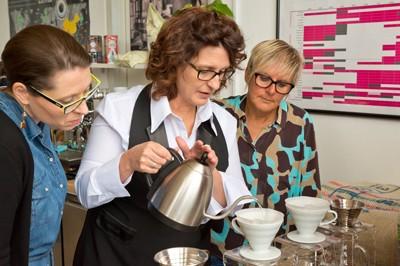 Kaffee BruehBarista Bruehkurs Filterkaffee Kaffeekurs Reutlingen